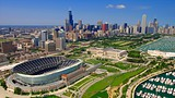 Showing item 15 of 90. Soldier Field - Chicago - City Of Chicago