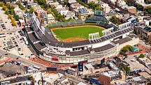 Wrigley Field - Chicago (et environs)