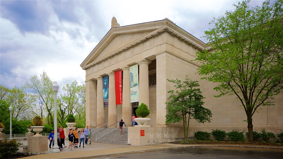 Cincinnati art museum cincinnati ohio attraction Museums in cincinnati ohio