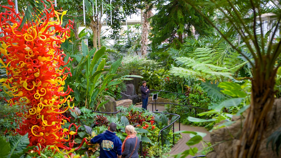 Franklin Park Conservatory And Botanical Gardens In