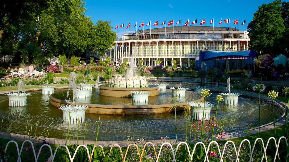 Jardins de tivoli d couvrez copenhague avec for Jardin tivoli