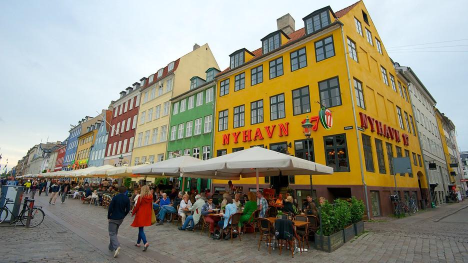 Copenhagen Hotels Tivoli Area