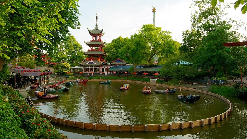 Tivoli Gardens - Copenhagen |Expedia.co ...
