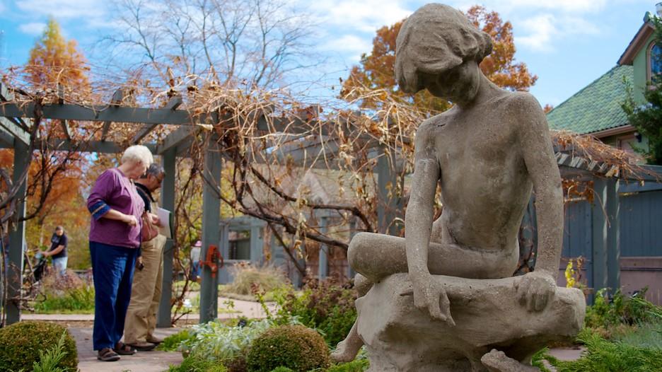 Denver botanic gardens d couvrez denver avec for Au jardin botanic gardens