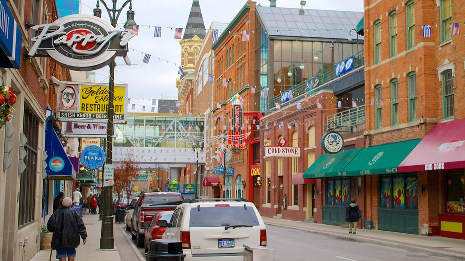 The Best Downtown Detroit Vacation Packages 2017 Save Up