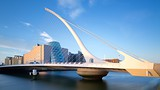 Samuel Beckett Bridge - Dublin (et environs) - Tourism Media