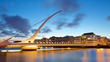 Samuel Beckett Bridge - Dublin - Tourism Media