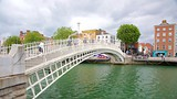 Ha' Penny Bridge - Dublin - Tourism Media
