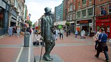 James Joyce Statue - Dublin - Tourism Media