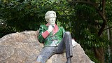 Oscar Wilde Statue - Dublin - Tourism Media