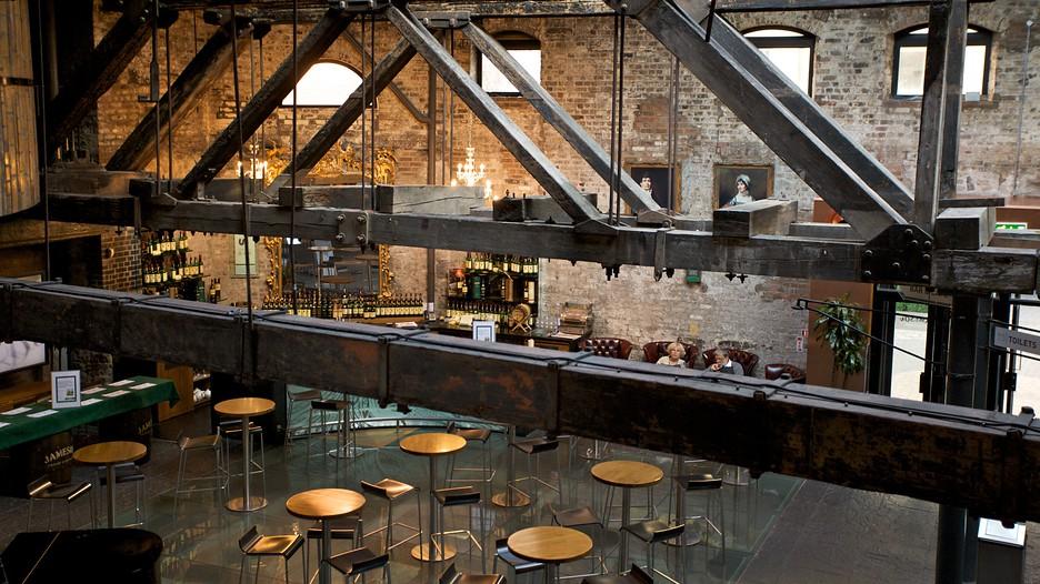Cork Distillery Tour