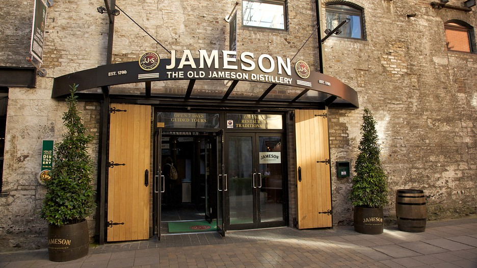 Old Jameson Distillery In Dublin Expedia