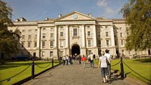 Trinity College - Dublin (et environs)