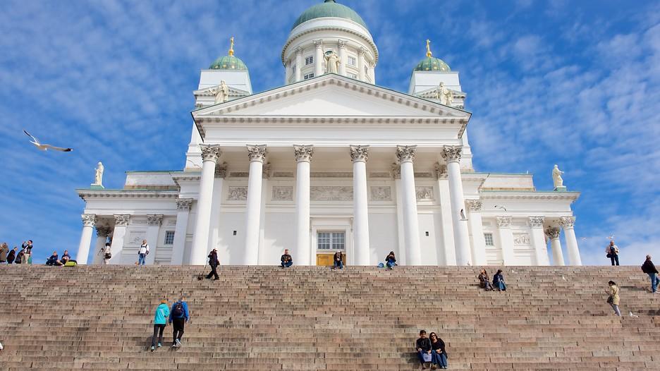 Helsinki Cathedral Helsinki Etelainen District