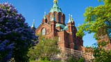 Uspenski Cathedral - Helsinki - Tourism Media