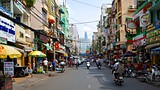 Showing item 12 of 89. Pham Ngu Lao Street - Ho Chi Minh City - Tourism Media