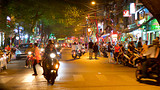 Showing item 75 of 89. Pham Ngu Lao Street - Ho Chi Minh City - Tourism Media