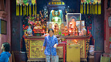 Showing item 53 of 89. Jade Emperor Pagoda - Ho Chi Minh City - Tourism Media