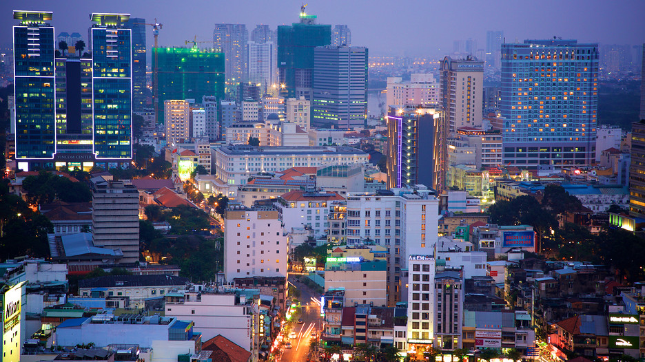 how to travel in ho chi minh city