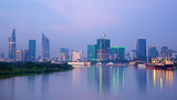Showing item 51 of 89. Saigon River - Ho Chi Minh City - Tourism Media