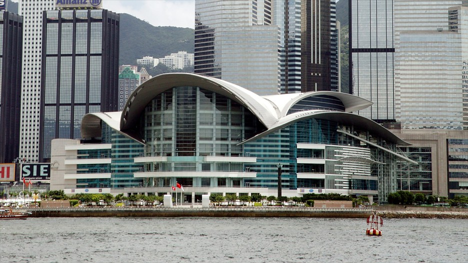 D Exhibition Hong Kong : Hong kong convention and exhibition centre in