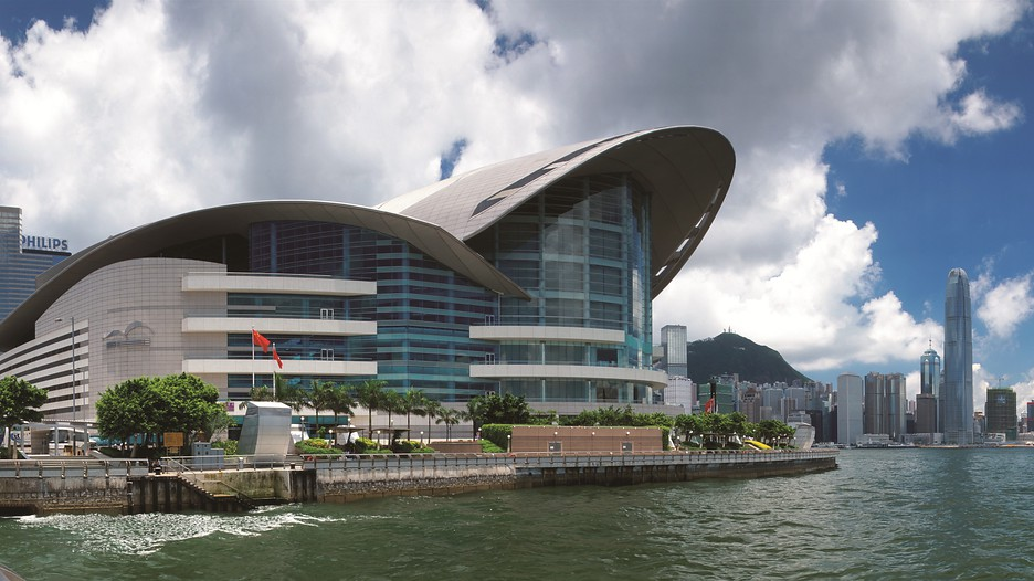 D Exhibition Hk : Hong kong convention and exhibition centre in