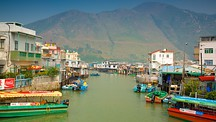 Tai O Fishing Village - Hong Kong