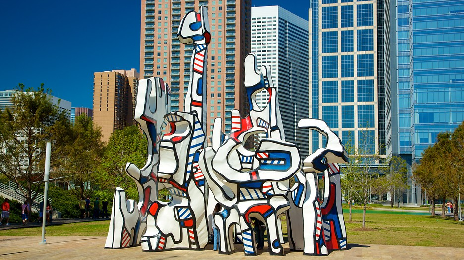 Discovery Green In Houston Texas Expedia