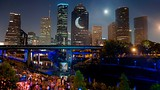 Downtown Houston - Greater Houston Convention and Visitors Bureau