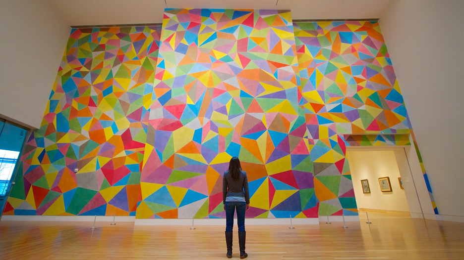 Indianapolis Museum Of Art In Indianapolis, Indiana