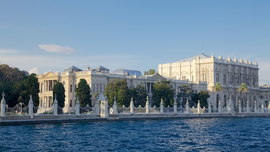 Dolmabahce Palace in Istanbul,  Expedia
