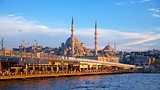 Galata-bron - Istanbul (med omnejd) - Tourism Media