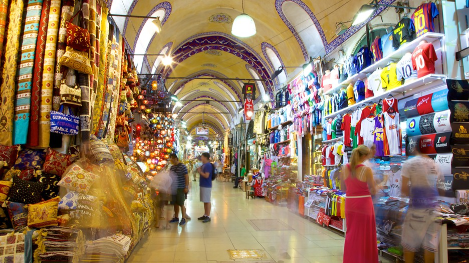 Grand Bazaar in Istanbul,  Expedia
