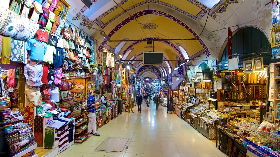 Grand Bazaar - Istanbul, Attraction  Expedia.com.au