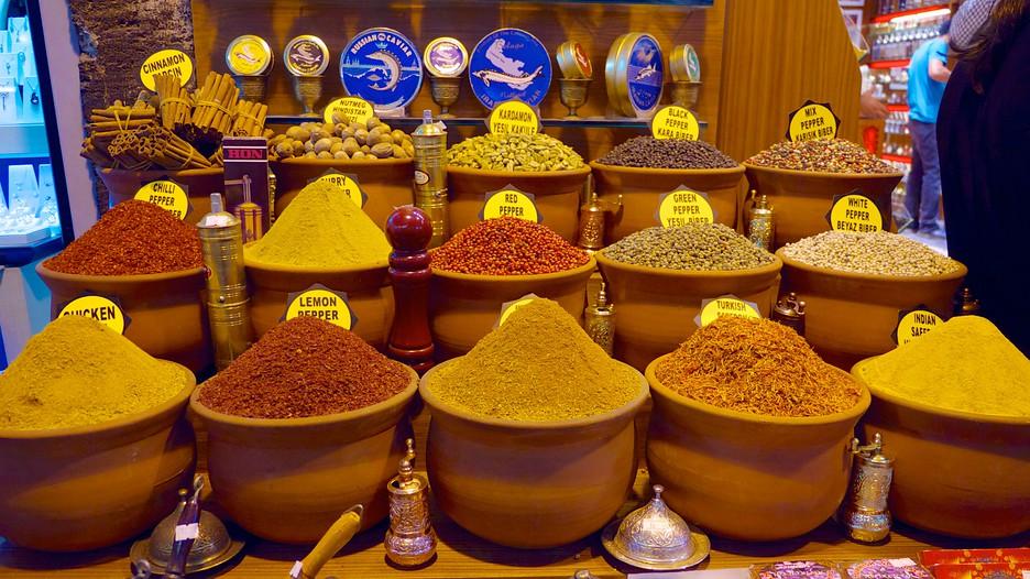 Puesto de Mercado de Estambul, Turquia: AndyP.