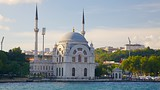 Dolmabahce Mosque - Istanbul - Tourism Media