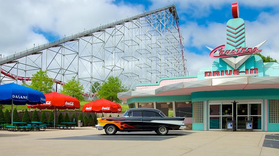 Worlds Of Fun Kansas City Tourism Media
