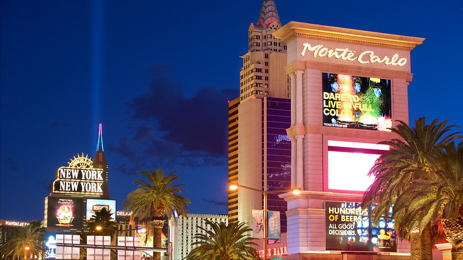 destinations vegas packages