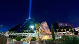 Showing item 63 of 91. Casino at Luxor Las Vegas - Las Vegas - Tourism Media