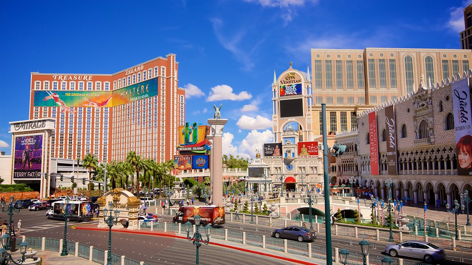 Vegas Vacation Packages Flight And Hotel