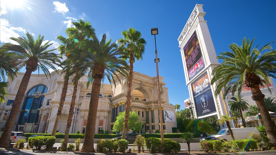 Travel deals from boston to las vegas