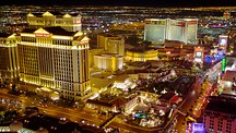 The Strip - Las Vegas (en omgeving)