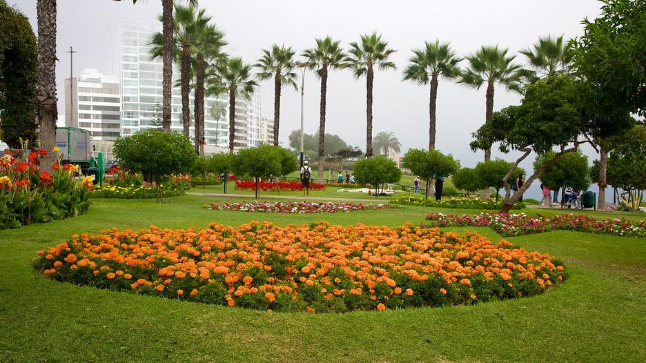 Parque del amor puntos de inter s en lima con for Amor en el jardin