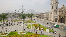 Plaza Mayor - Lima