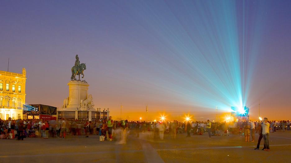コメルシオ広場 / リスボン旅行...