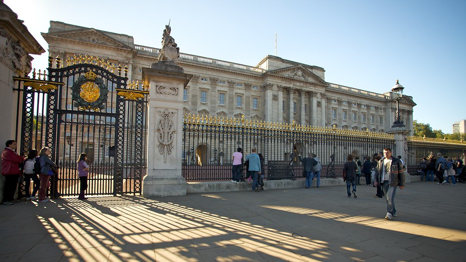 Buckingham palace punti di interesse a londra con - Londra punti d interesse ...
