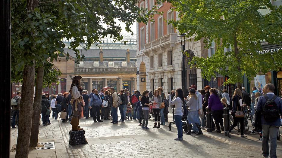 Covent garden market punti di interesse a londra con - Londra punti d interesse ...