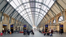 Kings Cross St. Pancras - Londra (e dintorni)