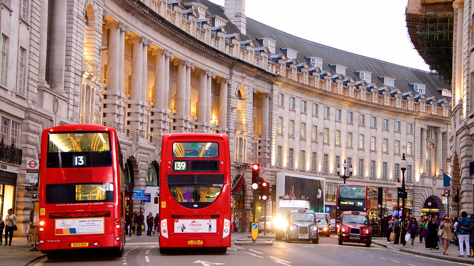 Piccadilly Circus - London, England Attraction | Expedia ...