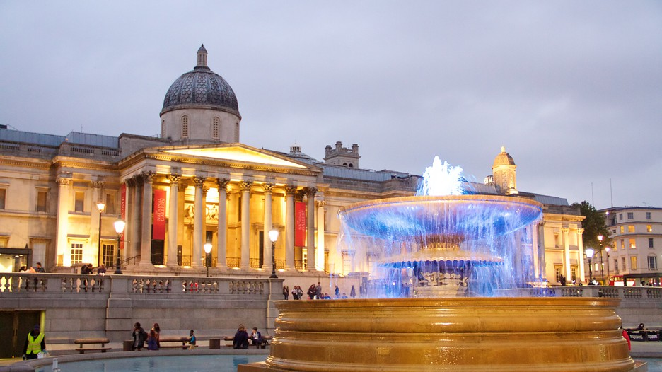 National gallery punti di interesse a londra con - Londra punti d interesse ...